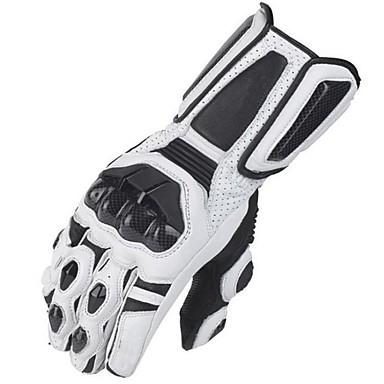 Cijeli prst Muškarci Moto rukavice Poli uretanska Prozračnost / Otporno na nošenje / Protective