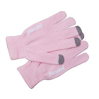 Cijeli prst Žene Moto rukavice Vlakno Prozračnost / Ugrijati / Ne skliznuti
