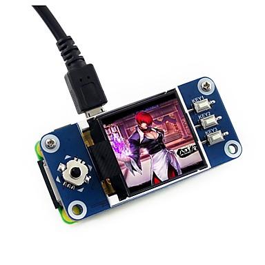 waveshare 128x128 1.44 inč LCD zaslon šešira za malu pi