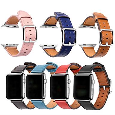 Pogledajte Band za Apple Watch Series 5/4/3/2/1 Apple Sportski remen Prava koža Traka za ruku