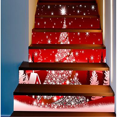 Dekorativne zidne naljepnice - Odmor na Wall Naljepnice Božić Outdoor / Ured