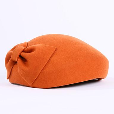 ieftine Bijuterii de Păr-Lână / Cristal / Material Textil Kentucky Derby Hat / Diademe / Palarie cu 1 Nuntă / Party / Seara Diadema