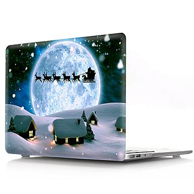 macbook case ulje na platnu crtani / božićni pvc za zrak pro retina 11 12 13 15 poklopac laptopa za MacBook novi pro 13,3 15 inčni sa dodirnom trakom
