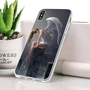 Θήκη Za Apple iPhone XR Protiv prašine / Ultra tanko / Uzorak Stražnja maska Seksi dama Mekano TPU