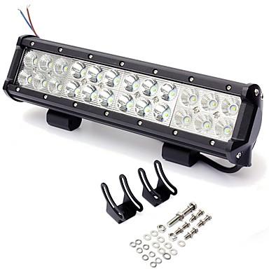 olcso Szerelő világítás-OTOLAMPARA 1 darab Autó Izzók 72 W Magas teljesítményű LED 7200 lm 24 LED Munkafény Kompatibilitás Jeep / Ford / Land Rover Freelander / Lancer / Patriot Minden évjárat