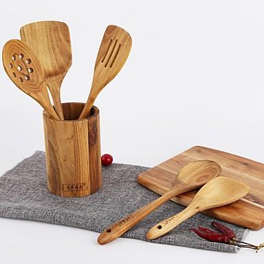 Re · Cook drven Žlica ostaje & Pot isječci Multifunkcionalno Kuhinjski pribor Alati Uporaba 1pc
