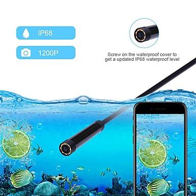 8mm vodootporna bežična kamera wifi nadzor endoskopa 3000 mm