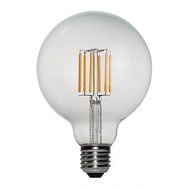 1pc 40 W E26 / E27 G95 Toplo bijelo 2200  2700 6000 k Žarulja sa žarnom niti Edison 220-240 V / 110-130 V