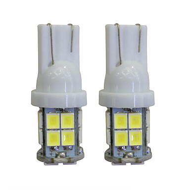 2pcs T10 2 W 40 Lm 8000K LED Interior Lights Car Light Bulbs For Automobile  / Motorcycles 764700 2019 U2013 $1.09