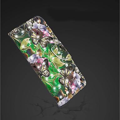 Θήκη Za Samsung Galaxy J6 / J4 Novčanik / Utor za kartice / sa stalkom Korice Rukav leptir Tvrdo PU koža za J6 (2018) / J6 Plus / J4 (2018)