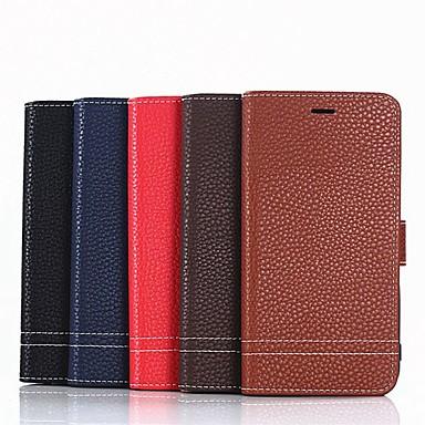 Θήκη Za Huawei Honor 9 / Huawei Honor 9 Lite / Honor 8 Novčanik / Utor za kartice / sa stalkom Korice Jednobojni Tvrdo PU koža
