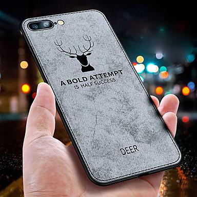 Θήκη Za Apple iPhone XS / iPhone XS Max / iPhone X Reljefni uzorak Stražnja maska Životinja Mekano TPU