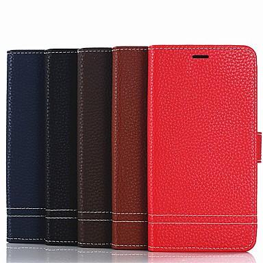Θήκη Za Xiaomi Redmi Note 5A / Xiaomi Redmi Note 4X / Xiaomi Redmi Note 4 Novčanik / Utor za kartice / sa stalkom Korice Jednobojni Tvrdo PU koža