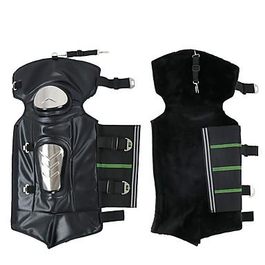 Недорогие Средства индивидуальной защиты-Мотоцикл защитный механизм для Коленная подушка Муж. ПУ (полиуретан) Назад / Анти-Ветер / Защита