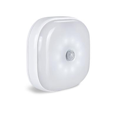 BRELONG® 1pc Pametno noćno svjetlo AAA baterije su pogonjene Bežično / Osjetnik ljudskog tijela / Kontrola svjetla <5 V