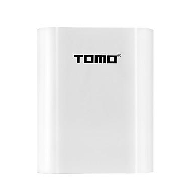 TOMO T4 Punjač za baterije Prijenosno Smart LCD zaslon