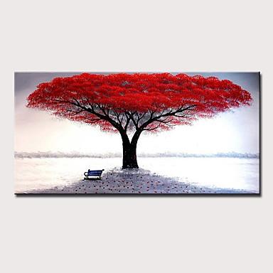 preiswerte Wandkunst-mintura® großes handgemaltes abstraktes Baumölgemälde auf Leinwand moderne Wandkunst Bild für Hauptdekoration kein gestaltet