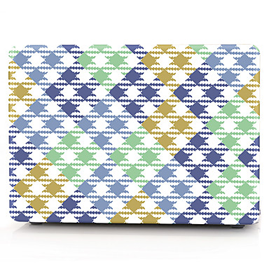 MacBook Slučaj Geometrijski uzorak PVC za MacBook Pro 13