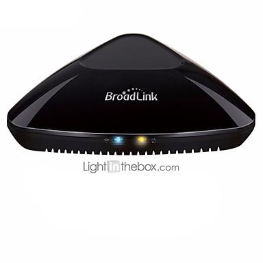 お買い得  セキュリティセンサー-Broadlink®RM Pro + Wi-Fiリモートコントローラー、ホームウォールマウント/自立Wi-Fiコントロール、Apple Android対応