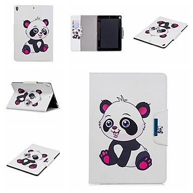 Θήκη Za Apple iPad Mini 5 / iPad New Air (2019) / iPad Air Novčanik / Otporno na trešnju / sa stalkom Korice Panda Tvrdo PU koža / iPad Pro 10.5 / iPad 9.7 (2017)