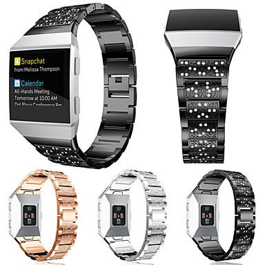 Pogledajte Band za Fitbit ionic Fitbit Sportski remen / Dizajn nakita Nehrđajući čelik Traka za ruku