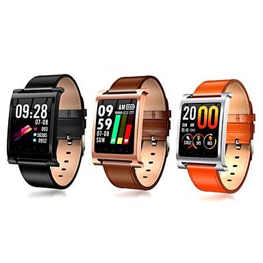 Indear K6 Muškarci Smart Narukvica Android iOS Bluetooth Smart Sportske Vodootporno Heart Rate Monitor Mjerenje krvnog tlaka Brojač koraka Podsjetnik za pozive Mjerač aktivnosti Mjerač sna sjedeći