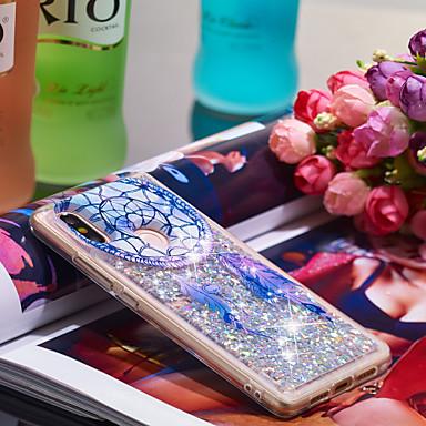 Θήκη Za Xiaomi Xiaomi Mi 8 SE Otporno na trešnju / Šljokice Stražnja maska Hvatač snova / Šljokice Mekano TPU