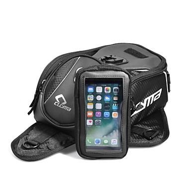 WOSAWE Torba za rame Pojas torbica Outdoor Reflektirajuće trake Telefon / Iphone Torba za bicikl Oxford tkanje Terilen Torba za bicikl Torbe za biciklizam Biciklizam Vježbanje na otvorenom