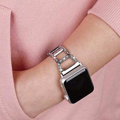 Pogledajte Band za Apple Watch Series 5/4/3/2/1 / Apple Watch Series 4 Apple Klasična kopča Nehrđajući čelik Traka za ruku