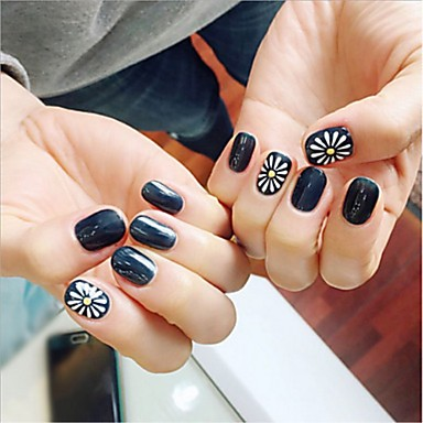 24 pcs Multi Function / Najbolja kvaliteta Eko-friendly materijal Geometrijski strukovi Za Kreativan nail art Manikura Pedikura Dnevno pomodan / Moda