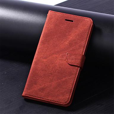 Θήκη Za Huawei Huawei Nova 3i / Huawei Honor 10 / Huawei Honor 9 Lite Novčanik / Utor za kartice / sa stalkom Korice Jednobojni Tvrdo PU koža
