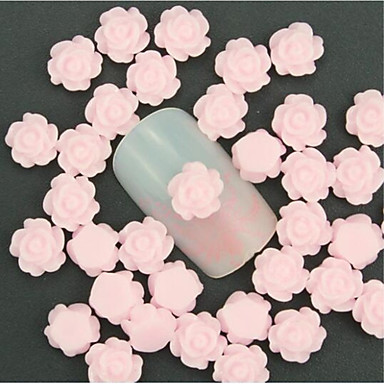 50 pcs Multi Function / Najbolja kvaliteta Eko-friendly materijal Nakit za nokte Za Cvijet nail art Manikura Pedikura Dnevno slatko / Moda