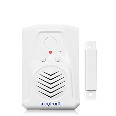 ms-v15 dør & vindue lille sensor platform sensor alarm to arbejdsmåder understøtter mp3-filafspilning mp3 lydformat til hjem / indendørs