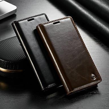 Θήκη Za Huawei Huawei P20 Novčanik / Utor za kartice / sa stalkom Korice Jednobojni Tvrdo PU koža