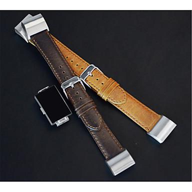 Pogledajte Band za Fitbit Charge 3 Fitbit Sportski remen Prava koža Traka za ruku