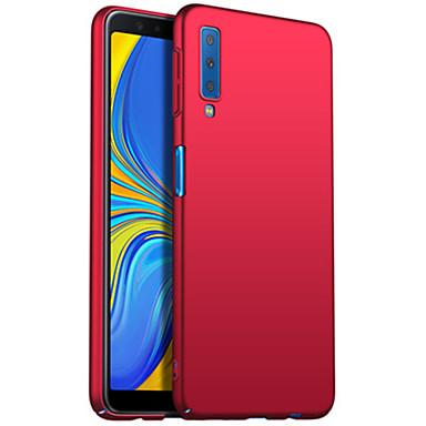 Θήκη Za Samsung Galaxy A6 (2018) / A6+ (2018) / Galaxy A7(2018) Mutno Stražnja maska Jednobojni Tvrdo PC