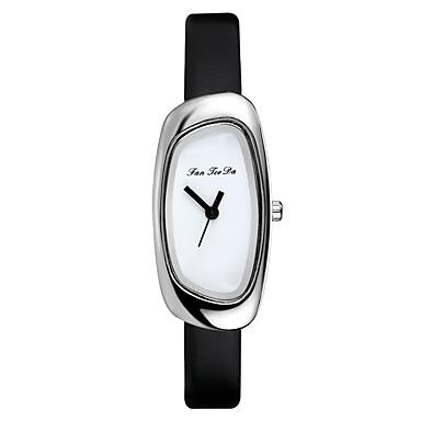 144a078248e1 Mujer Reloj de Vestir Reloj de Pulsera Reloj cuadrado Cuarzo Cuero  Sintético Acolchado Negro   Blanco   Azul Nuevo diseño Reloj Casual  Analógico Moda ...