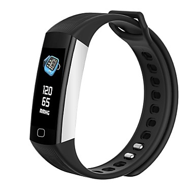 Indear DC68plu Žene Smart Narukvica Android iOS Bluetooth Smart Sportske Vodootporno Heart Rate Monitor Mjerenje krvnog tlaka Brojač koraka Podsjetnik za pozive Mjerač aktivnosti Mjerač sna sjedeći