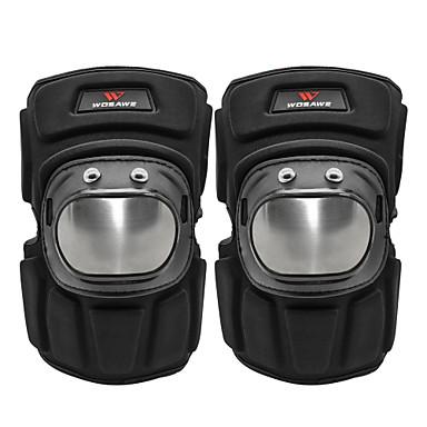 Недорогие Средства индивидуальной защиты-WOSAWE Мотоцикл защитный механизм для Коленная подушка Все Нержавеющая сталь / Нержавеющая сталь / железо / нержавеющий Защита от удара / Дышащий / Оборудование для безопасности
