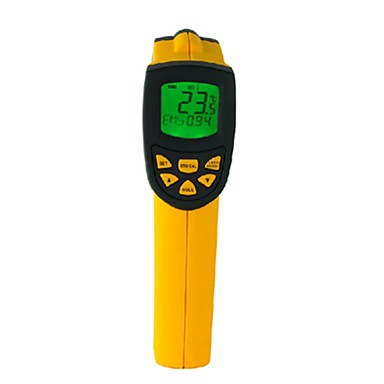 digitalni beskontaktni prijenosni infracrveni ir termometar laser termometar -50 do 900 stupnjeva pametni senzor ar862a