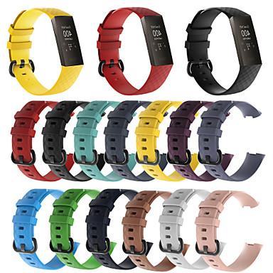 Pogledajte Band za Fitbit Charge 3 Fitbit Sportski remen Silikon Traka za ruku