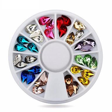1 pcs Multi Function / Najbolja kvaliteta Umjetno drago kamenje Nakit za nokte Za Ispustiti nail art Manikura Pedikura Dnevno Moda