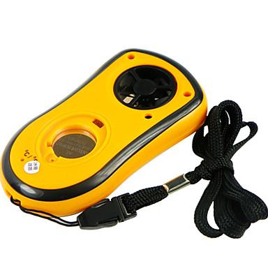 rz8908 digitalni tahometar ručni zračni vjetar brzina mjerilo mjerač digitalni anemometar termometar