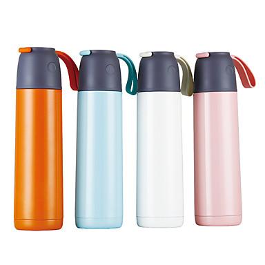 Drinkware Vakuum kup / Posuda za četkice za pranje zuba Nehrđajući čelik Prijenosno / zadržavanja topline / Toplinski izolirani Dar / Ležerno / za svaki dan