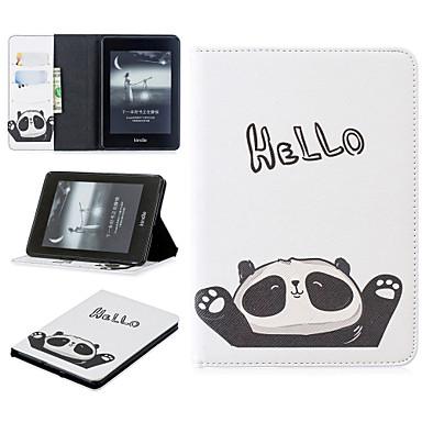 Θήκη Za Apple iPad Pro 12.9'' Utor za kartice / Otporno na trešnju Korice Panda Tvrdo PU koža