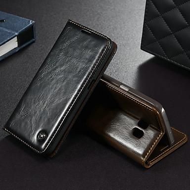 Θήκη Za Samsung Galaxy S7 Novčanik / Utor za kartice / sa stalkom Korice Jednobojni Tvrdo PU koža