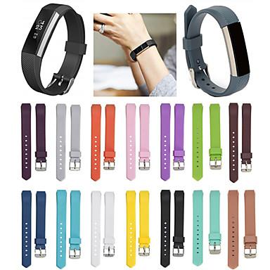 Pogledajte Band za Fitbit Alta HR / Fitbit Ace / Fitbit Alta Fitbit Sportski remen Silikon Traka za ruku