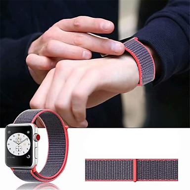 Pogledajte Band za Apple Watch Series 4/3/2/1 Apple Sportski remen Najlon Traka za ruku