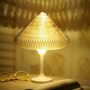 1pc LED noćno svjetlo Toplo bijelo USB Divan 5 V