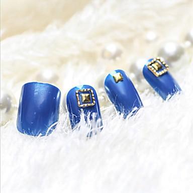 24 pcs Multi Function / Najbolja kvaliteta Eko-friendly materijal Geometrijski strukovi Za Kreativan nail art Manikura Pedikura Dnevno Moda